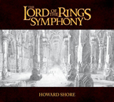 CD Lord of the Rings Symphony